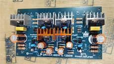 400 watt lifier kit jual kit driver power amplifier btl 400 watt to 1200 watt king di lapak dina elektronik imamrofii