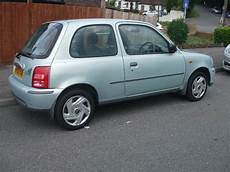 nissan micra vibe 2002 3 door hatch manual in west