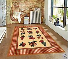 Kitchen Area Rugs With Fruit by Chion Rugs Fruits Apple Grapes Pears