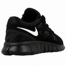 nike free run 2 nsw 540244 013 white black en distance eu