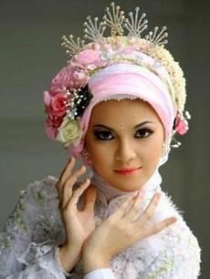 Model Jilbab Pengantin Terbaru Tutorial Lengkap