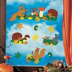 Herbst Basteln Kinder Fenster - k 233 ptal 225 lat a k 246 vetkezőre herbstliche fensterbilder aus