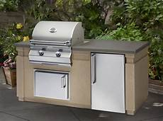 Magic Kitchen Grill Parts by Magic Choice Grill Outdoor Kitchen Island Package