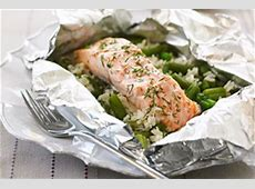 salmon foil packets recipe