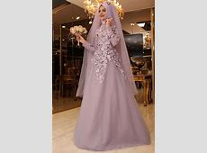 Gaun pengantin untuk berhijab   Gaun, Gaun pengantin