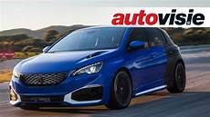 308 R Hybrid Peugeot 308 R Hybrid Concept Review By Autovisie Tv