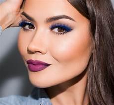 8 conseils pour bien maquiller les yeux marron blue