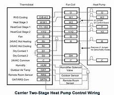 honeywell heat pump thermostat troubleshooting two stage carrier