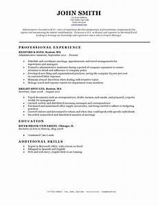 expert preferred resume templates resume genius