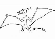 Mewarnai Hewan Purba Dinosaurus