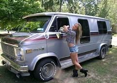 Chevrolet  G20 Van Custom Vans Trucks