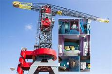 Kran Hotel Amsterdam - would you stay in this amsterdam crane hotel that in