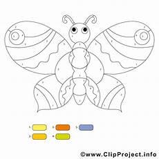 Malen Nach Zahlen Kinder Malvorlagen Malen Nach Zahlen Kostenlos 01 Schmetterling Malen