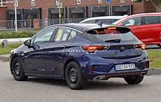 opel astra gsi opel astra gsi prototype spotted completely undisguised carscoops