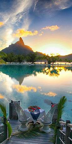 bora bora the romantic island travel and let the world