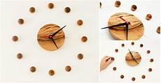 moderne wanduhr selber machen 3 originelle diy ideen