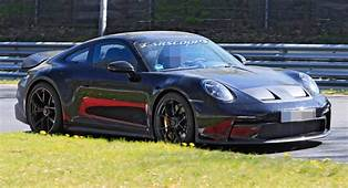 2021 Porsche 911 GT3 Touring Spied Again Gets One Step