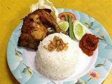 Foto Gambar Nasi Ayam Gambar Makanan