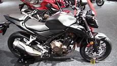 honda cb500f 2018 2018 honda cb500f walkaround 2018 toronto motorcycle