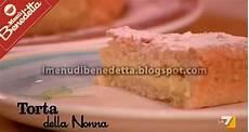 torta della nonna di benedetta torta della nonna la ricetta di benedetta parodi