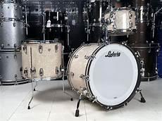 Ludwig Classic Maple 3pc Drum Set Vintage Marine Pearl New