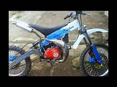 R Modif Trail by Motor Trend Modifikasi Modifikasi Motor Yamaha Fiz R