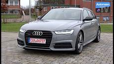 Audi A6 Competition - 2016 audi a6 3 0 tdi competition 346hp drive sound