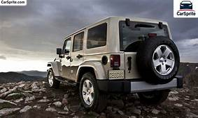 Jeep Wrangler Unlimited 2017 Prices And Specifications In