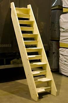 New Birch 24 Openplan Loft Staircase