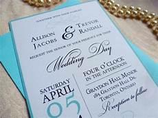 printable wedding invitation and rsvp card the elegance suite aqua blue silver grey diy