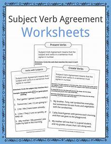 subject verb agreement worksheet pdf david simchi levi
