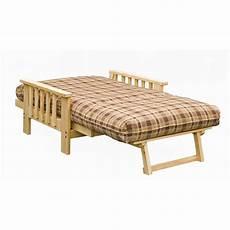 futon frame pine grand teton lounger futon frame 113146 living