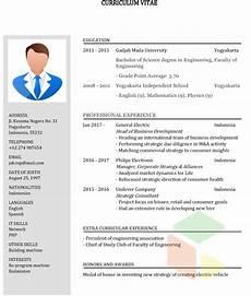 download contoh cv pdf doc update format cv kosong