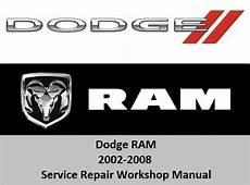 online car repair manuals free 2002 dodge ram 3500 security system dodge ram 2002 2008 service repair workshop manual 1500 2500 3500 srt 10 cd ebay
