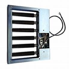 custom compact air heater 2 kw 24 v