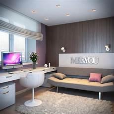 Wandgestaltung Jugendzimmer Beispiel M 228 Dchen Modern