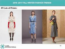 Trend Report 2016 2017 Fall Winter