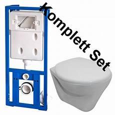 Wc Vorwandelement Komplettset - wc komplett set vorwandelement sp 252 lkasten h 228 ngewand wc