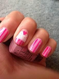 cupcake nails inspired by cutepolish cupcake nail art
