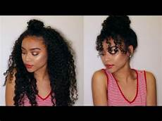8 easy curly hairstyles curly hair tutorial
