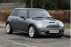 mini clubman cooper s 2002 petrol manual in grey car for sale