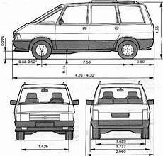 Espace Mk1 Four Wheels