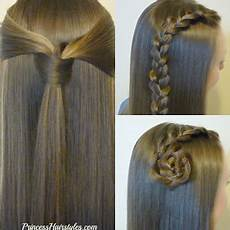 3 quick and easy back to school hairstyles part 1 hairstyles for girls princess hairstyles