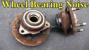 How To Check A Wheel Bearing Sound Play In The
