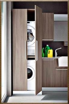 Schrank F 252 R Waschmaschine Und Trockner Laundry Room