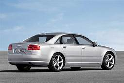 2008 Audi A8 Review Trims Specs And Price  CarBuzz