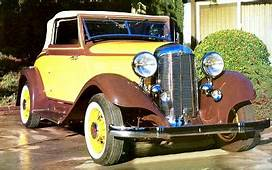 1932 Desoto  Greatest Collectibles