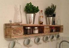 upcycled pallet wall shelves upcycle