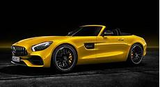 official 2019 mercedes amg gt s roadster