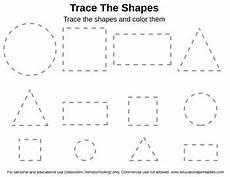 pattern tracing worksheets for kindergarten pdf free tracing shapes worksheet shapes worksheets shape worksheets for preschool shape tracing